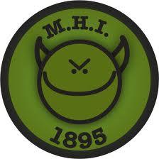 Το logo του MHI! Ανετα γίνεται μπλούζα!